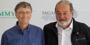 Terkaya Lagi, Harta Bill Gates Selisih